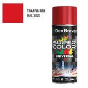 Den Braven SC UNIVERSAL ακρυλικό σπρέυ κόκκινο 400ml