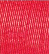 Efco βαμβακερό κορδόνι κόκκινο 1mm.x6μ.