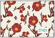 "Next χαρτί περιτυλίγματος 16 φύλλα 70x100εκ. ""φθινοπωρινά λουλούδια"""