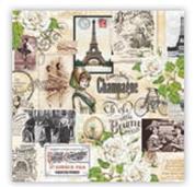"""Χαρτοπετσέτες 20τεμ. """"Παρίσι"""" 33x33εκ. (SLOG 026801)"""