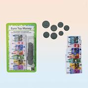 Εκπαιδευτικό σετ χαρτονομίσματων ευρω σε blister 30τεμ.