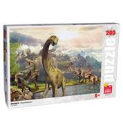 "Next παζλ ""Δεινόσαυροι"", 28x38 εκ., 260 τεμαχίων"