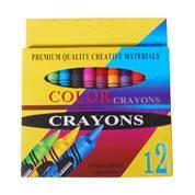 Κηρομπογιές 12 χρωμάτων