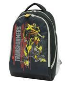 Bagtrotter τσάντα δημοτικού πλάτης Transformers με 2 θήκες 46x35x20εκ.