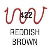 Talens χρώμα decorfin relief paint 422 reddish brown 20ml