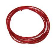 Σύρμα 2 μέτρα κόκκινο Ø2mm