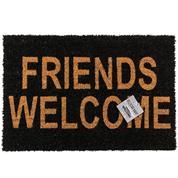 """Ταπέτο εισόδου """"Friends Welcome"""" 60x40εκ."""