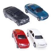Αυτοκίνητα μακέτας πλαστικά 1:100 μήκος 4,2εκ. (5 τεμ.)