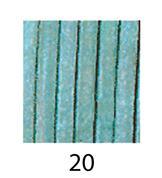 Δερμάτινο κορδόνι τιρκουάζ 1,50mm.x1m