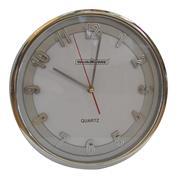 Ρολόι τοίχου Ø 30εκ. λευκό