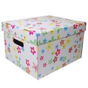 """Νext κουτί """"Λουλούδια"""" Α4 Υ19x30x25,5εκ."""