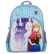 "Bagtrotter τσάντα δημοτικού πλάτης ""Frozen"" Υ38x27x12εκ."