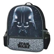 "Bagtrotter τσάντα νηπίου ""Star wars"" μαύρο 29x25x11εκ."