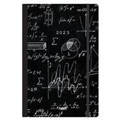 Next ημερολόγιο ημερήσιο flexi λάστιχο mathematics 14x21εκ.
