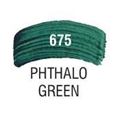 Talens van gogh ακρυλικό χρώμα 675 phthalo green 40ml