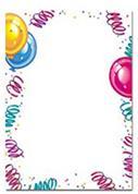 Προτυπωμένο χαρτί Α4 party balloon 100γρ. 25φ.