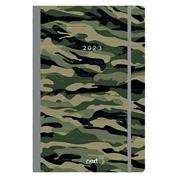 Next ημερολόγιο ημερήσιο flexi λάστιχο military 12x17εκ.