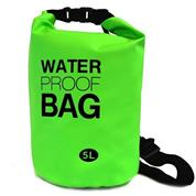 Αδιάβροχη τσάντα 5l. διάφορα χρώματα