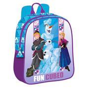 "Bagtrotter τσάντα νηπίου ""Frozen"" με 1 θήκη Υ29x24x9εκ."