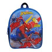"Bagtrotter τσάντα νηπίου ""Spiderman"" με 1 θήκη Υ31x25x11εκ."