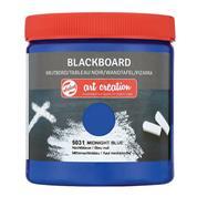 Talens blackboard paint 5031 midnight blue, 250 ml