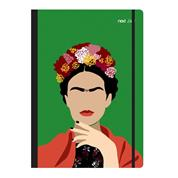 Next trends Frida τετράδιο flexi λάστιχο 17x25εκ. 2θεμ. 80φ.