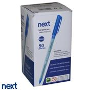 Νext στυλό διαρκείας μπλε 1mm