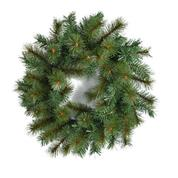 Χριστουγεννιάτικο διακοσμητικό στεφάνι από έλατο Ø 50εκ.