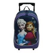 Bagtrotter τσάντα δημοτικού τρόλευ frozen 42x28x15εκ.