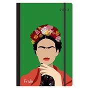 Next ημερολόγιο 2022 Trends ημερήσιο flexi με λάστιχο 14x21εκ. Frida