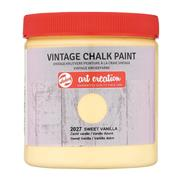 Talens  χρώμα κιμωλίας 2027 sweet vanilla, 250 ml