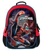 Bagtrotter τσάντα πλάτης δημοτικού Spiderman με 2 θήκες 37x28x15,5εκ.