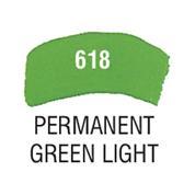 Talens van gogh ακρυλικό χρώμα 618 permanent green light 40ml