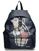 Unkeeper τσάντα δημοτικού χειροβομβίδα με 2 θήκες 43x32.5x13.3εκ.