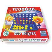 Επιτραπέζιο παιχνίδι τεσσάρα