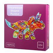 """Παζλ """"Δεινόσαυρος"""" με κοπτικο, 49x30,5εκ., 150 τεμαχίων"""