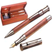 "Laban πένα, στυλό και μπουκαλάκι για μελάνι σειρά ""Navio"" σε κουτί"