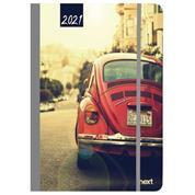 Gallery ημερολόγιο εβδομαδιαίο flexi λάστιχο 17x25εκ, Σκαραβαίος