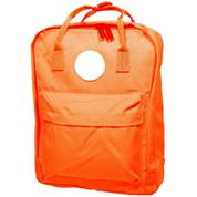 Σακίδιο πλάτης πορτοκαλί Υ38x28x9εκ.