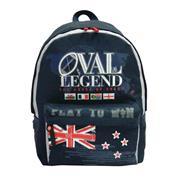 Bagtrotter τσάντα πλάτης oval legend 42x32x17εκ.