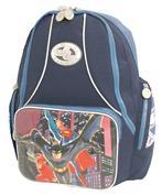 Τσάντα πλάτης δημοτικού Justice-league με 2 θήκες 42x33εκ.