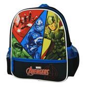"Bagtrotter τσάντα νηπίου ""Avengers"" μαύρο 29x25x11εκ."