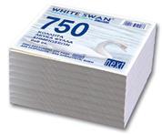 Next ανταλλακτικά φύλλα κύβου λευκά 750φυλ. 9x9εκ.