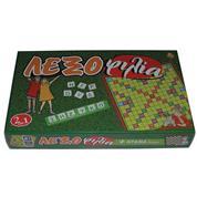 """Επιτραπέζιο παιχνίδι """"Λεξοφιλία"""" Υ7,5x42x25εκ."""