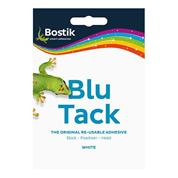Bostik Επαναχρησιμοποιησίμη κόλλα Blu-Tack white 50gr.