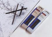 Artmate κάρβουνο ζωγραφικής επαγγελματικό σετ 12τεμ. διάφορα μεγέθη