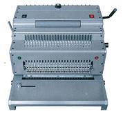 Μηχανή βιβλιοδεσίας ηλεκτρική μεταλλικού & πλαστικού σπιράλ